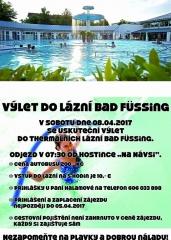 Výlet do lázní Bad Füssing