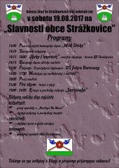 Slavnosti obce Strážkovice