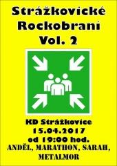 Strážkovické rockobraní Vol. 2
