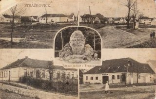 Strážkovice