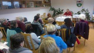 Přednáška o bylinkách a mastičkách