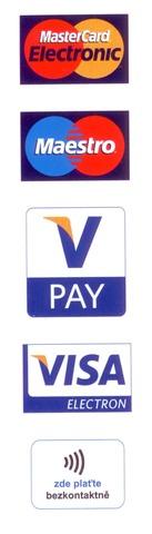 Platby prostřednictvím platebního terminálu