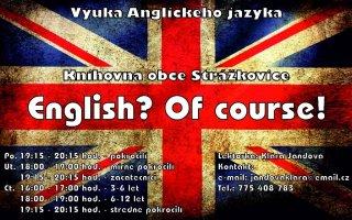 Výuka angličtiny v knihovně
