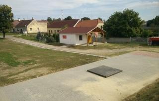 Rekonstrukce sportoviště pro hasičský sport