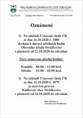 Obecní úřad Strážkovice