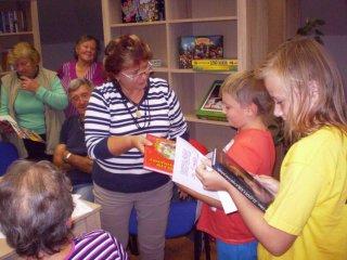 Týden knihoven - zažijte knihovnu jinak