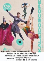 CIRK LA PUTYKA - představení - KALEIDOSCOPE