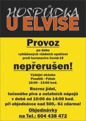 Hospůdka u Elvise - Hostinec Na Návsi Strážkovice