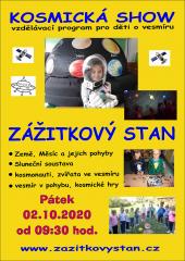 Cvrčkova kosmická show